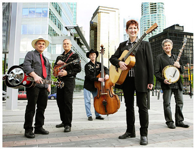 highrise Lonesome bluegrass band
